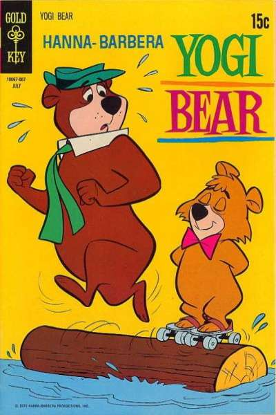 Yogi Bear #41 comic books for sale