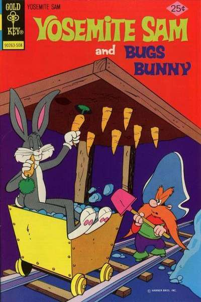 Yosemite Sam #30 Comic Books - Covers, Scans, Photos  in Yosemite Sam Comic Books - Covers, Scans, Gallery