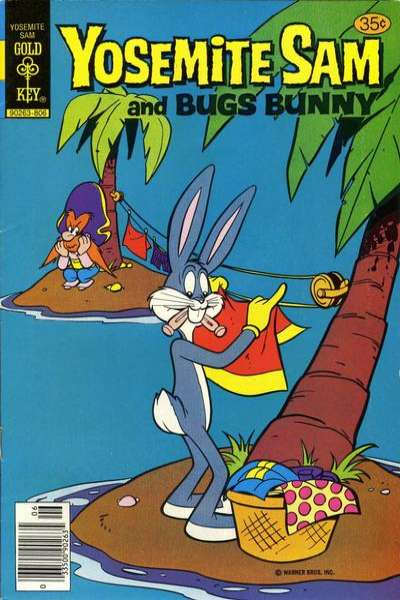 Yosemite Sam #52 Comic Books - Covers, Scans, Photos  in Yosemite Sam Comic Books - Covers, Scans, Gallery