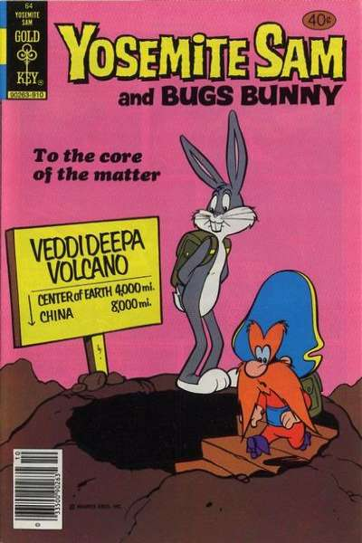 Yosemite Sam #64 Comic Books - Covers, Scans, Photos  in Yosemite Sam Comic Books - Covers, Scans, Gallery