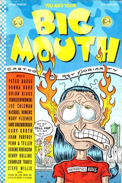You and Your Big Mouth #3 comic books for sale