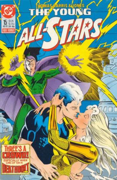 Young All-Stars #15 Comic Books - Covers, Scans, Photos  in Young All-Stars Comic Books - Covers, Scans, Gallery