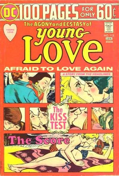 Young Love #113 Comic Books - Covers, Scans, Photos  in Young Love Comic Books - Covers, Scans, Gallery