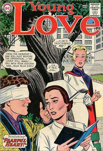 Young Love #42 comic books for sale