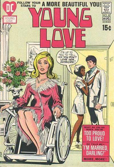 Young Love #87 comic books for sale