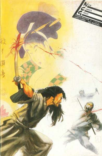 Young Master #3 comic books - cover scans photos Young Master #3 comic books - covers, picture gallery