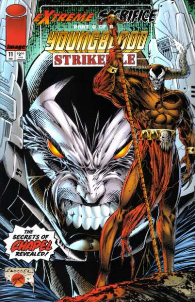Youngblood: Strikefile #11 comic books for sale