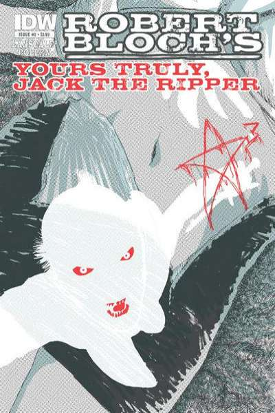 Yours Truly: Jack the Ripper #2 comic books - cover scans photos Yours Truly: Jack the Ripper #2 comic books - covers, picture gallery