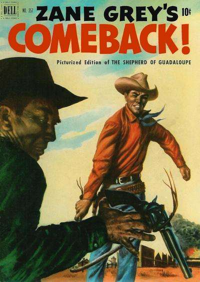 Zane Grey's Stories of the West #12 comic books - cover scans photos Zane Grey's Stories of the West #12 comic books - covers, picture gallery