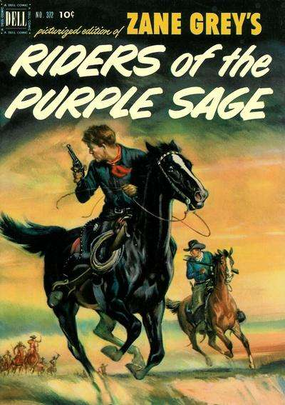 Zane Grey's Stories of the West #13 comic books for sale