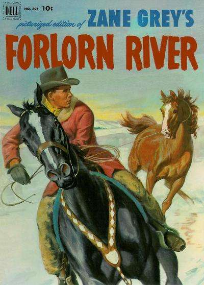 Zane Grey's Stories of the West #14 comic books for sale