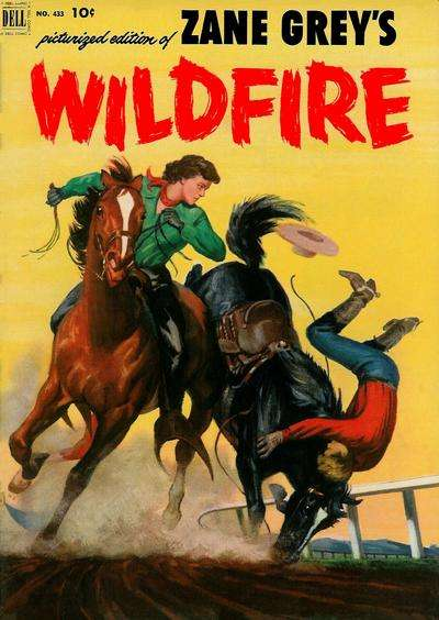 Zane Grey's Stories of the West #16 comic books for sale