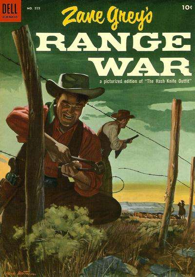 Zane Grey's Stories of the West #22 comic books for sale