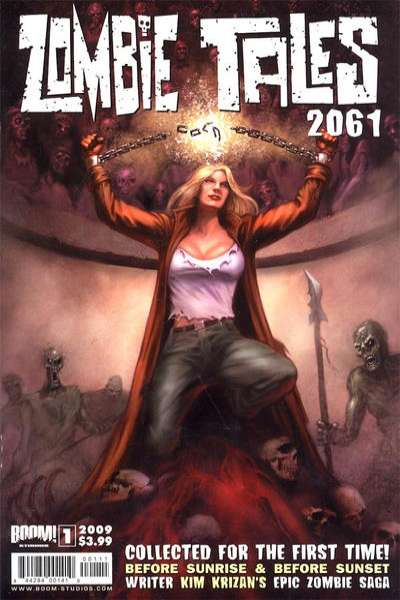 Zombie Tales 2061 #1 comic books - cover scans photos Zombie Tales 2061 #1 comic books - covers, picture gallery