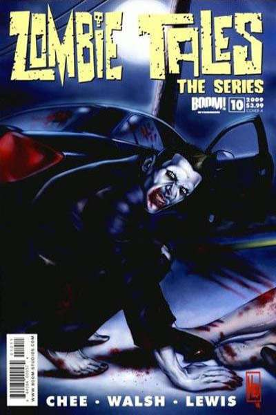 Zombie Tales: The Series #10 comic books for sale