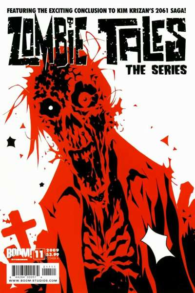 Zombie Tales: The Series #11 comic books for sale