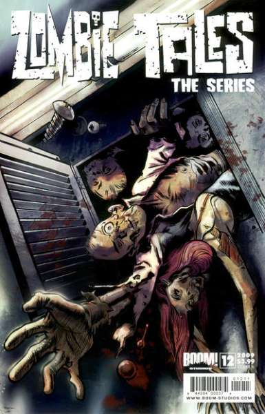 Zombie Tales: The Series #12 comic books for sale