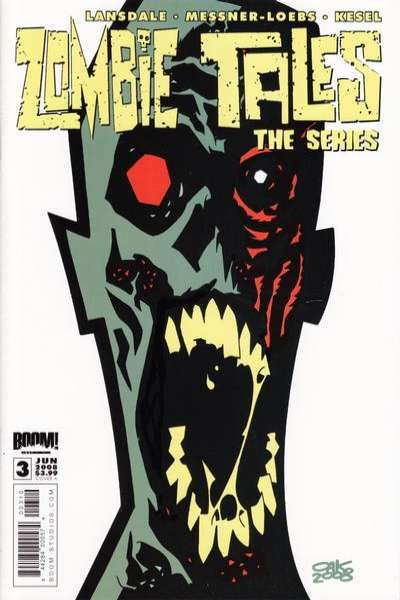 Zombie Tales: The Series #3 comic books for sale