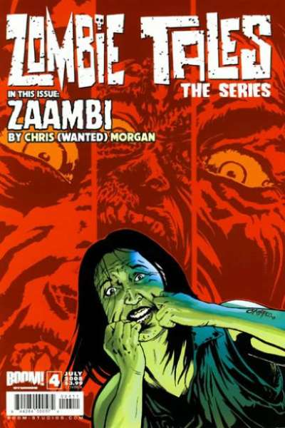 Zombie Tales: The Series #4 comic books for sale