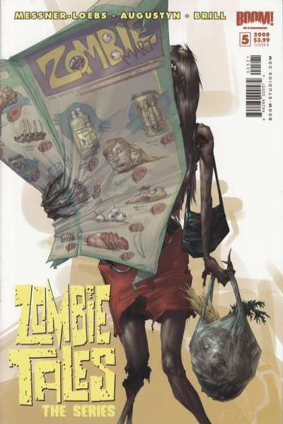Zombie Tales: The Series #5 comic books for sale