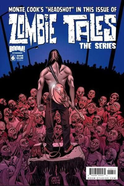 Zombie Tales: The Series #6 comic books for sale
