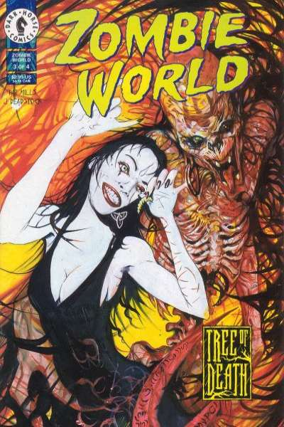 Zombie World: Tree of Death #3 comic books - cover scans photos Zombie World: Tree of Death #3 comic books - covers, picture gallery