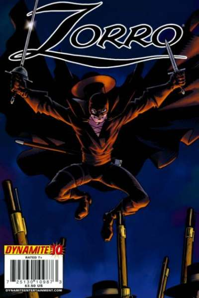 Zorro #10 comic books for sale