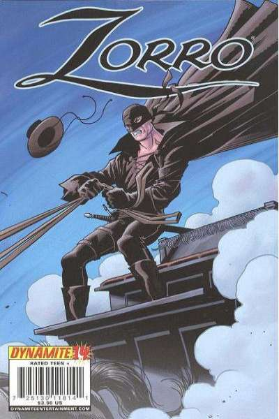 Zorro #14 Comic Books - Covers, Scans, Photos  in Zorro Comic Books - Covers, Scans, Gallery
