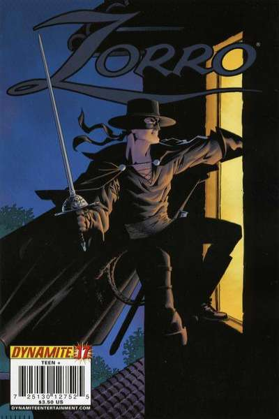 Zorro #17 Comic Books - Covers, Scans, Photos  in Zorro Comic Books - Covers, Scans, Gallery