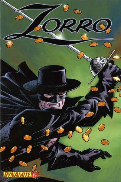 Zorro #18 Comic Books - Covers, Scans, Photos  in Zorro Comic Books - Covers, Scans, Gallery