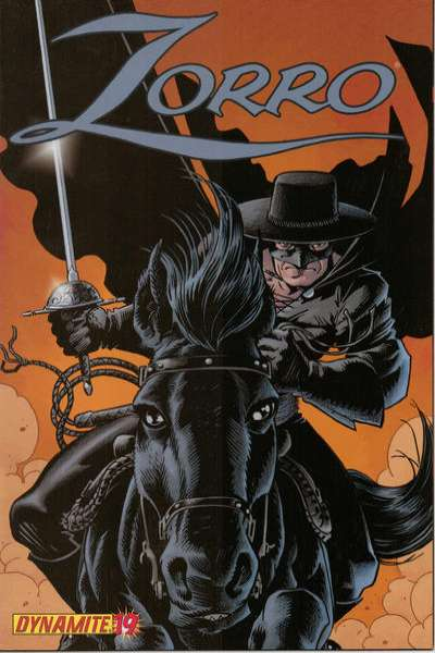 Zorro #19 Comic Books - Covers, Scans, Photos  in Zorro Comic Books - Covers, Scans, Gallery