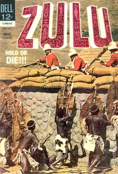 Zulu comic books