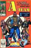 A-Team comic books