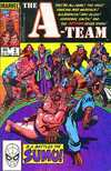 A-Team #2 comic books - cover scans photos A-Team #2 comic books - covers, picture gallery