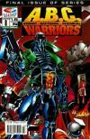 ABC Warriors #8 comic books for sale