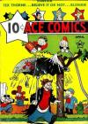 Ace Comics comic books