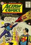 Action Comics #215 comic books for sale