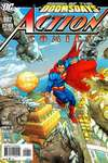 Action Comics #902 comic books - cover scans photos Action Comics #902 comic books - covers, picture gallery