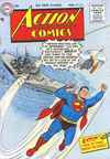 Action Comics #214 Comic Books - Covers, Scans, Photos  in Action Comics Comic Books - Covers, Scans, Gallery
