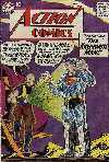 Action Comics #249 cheap bargain discounted comic books Action Comics #249 comic books