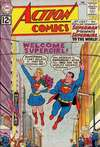 Action Comics #285 comic books - cover scans photos Action Comics #285 comic books - covers, picture gallery