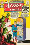 Action Comics #292 comic books - cover scans photos Action Comics #292 comic books - covers, picture gallery