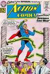 Action Comics #295 comic books - cover scans photos Action Comics #295 comic books - covers, picture gallery
