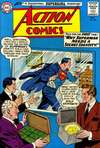 Action Comics #305 comic books - cover scans photos Action Comics #305 comic books - covers, picture gallery