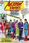 Action Comics #309 comic books - cover scans photos Action Comics #309 comic books - covers, picture gallery
