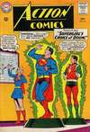 Action Comics #316 comic books - cover scans photos Action Comics #316 comic books - covers, picture gallery