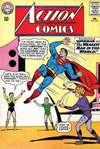 Action Comics #321 comic books - cover scans photos Action Comics #321 comic books - covers, picture gallery