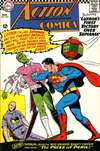 Action Comics #335 comic books - cover scans photos Action Comics #335 comic books - covers, picture gallery
