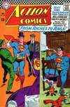 Action Comics #337 comic books - cover scans photos Action Comics #337 comic books - covers, picture gallery