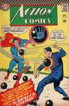 Action Comics #341 comic books - cover scans photos Action Comics #341 comic books - covers, picture gallery